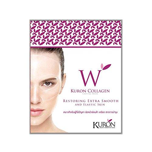 Basis Moisturizing Moisturizer (Kuron Collagen Crystal Mask Restoring Extra Smooth and Elastic Skin 1)