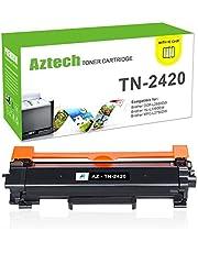 Aztech Compatibili per Brother TN-2420 TN2420 TN2410 per HL-L2310D HL-L2350DN HL-L2370DN HL-L2375DW MFC-L2710DN MFC-L2710DW MFC-L2730DW MFC-L2750DW DCP-L2510D DCP-L2530DW