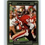 ae4d4d60d Amazon.com  Football NFL 2001 Topps Archive  57 John Taylor 49ers ...