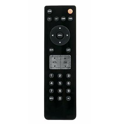 amazon com new vr2 replaced remote for vizio tv vp322 vx240m vp422 rh amazon com Vizio VP322 Walmart Vizio TV