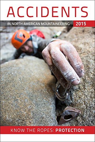 - Accidents in North American Mountaineering 2015