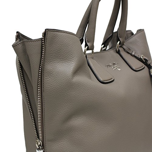 3fac530db8 Prada Vitello Phenix Large Textured Leather Shopping Tote Bag BN2419 ...