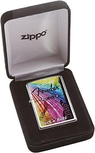 Zippo Feuerzeuge datieren