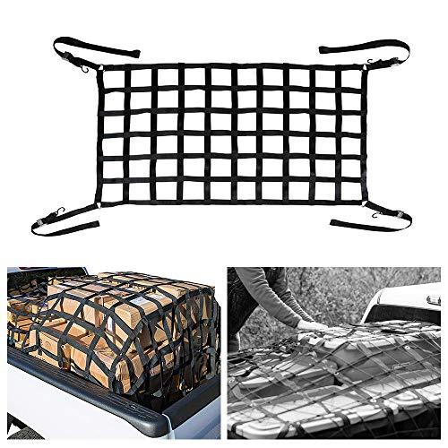 pickup bed cargo net - 9