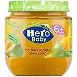 Hero Baby Mango Banana Jar, 170751, 125 gm