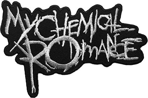 [Mychemical RomancE Band Music rock heavy Metal punk logo Jacket Vest shirt hat blanket backpack T shirt Patches Embroidered Appliques Symbol Badge Cloth Sign Costume Gift 11] (Zombie Skate Punk Costumes)