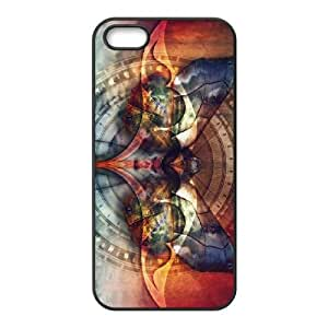 iPhone 4 4s Cell Phone Case Black 3D Abstract SLI_806620