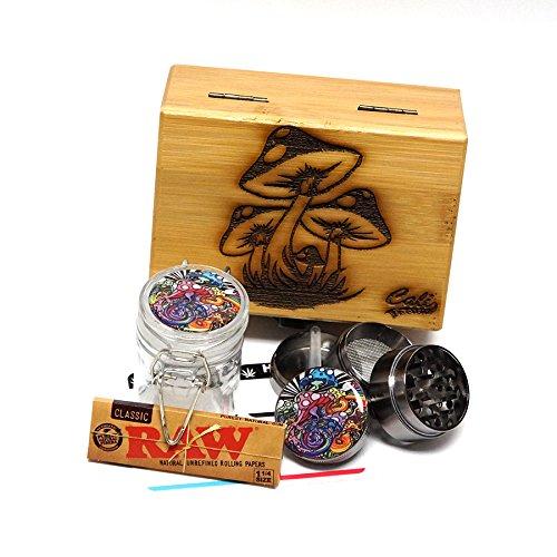 mushroom grinder - 4