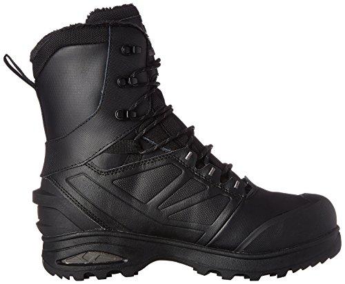 1ad0787c1ee Amazon.com   Salomon Men's Toundra PRO CSWP Snow Boot, Black/Autobahn, 7.5  M US   Snow Boots