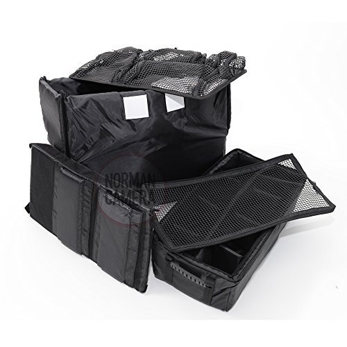 Pelican 1445 Padded Divider Set and Lid Organizer