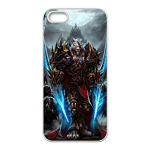 Fashionable Creative World of Warcraft for iPhone 5, 5S QETO00085
