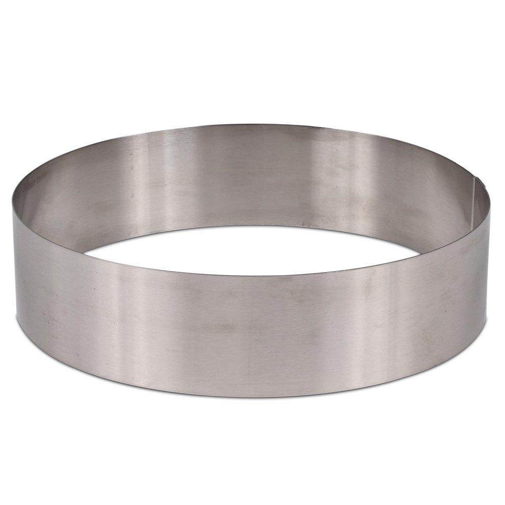 JB Prince 9.5''x2.38'' Cake Ring