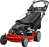 9. Snapper P2185020E / 7800982 HI VAC 190cc 3-N-1 Rear Wheel Drive Variable Speed Self Propelled Lawn Mower with 21-Inch Deck and ReadyStart System and 7 Position Heigh-of-Cut - Electric Start Option