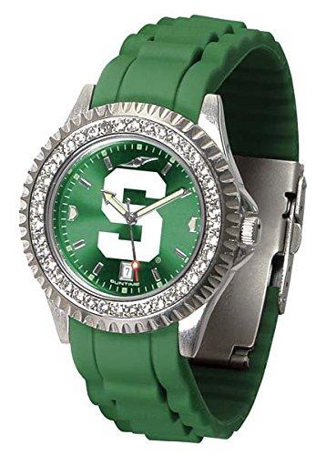 Michigan State Spartans Sparkle Women's Watch ()