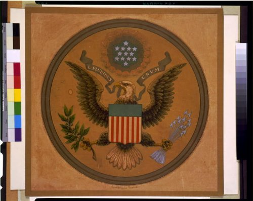 Photo Reprint Great Seal of the United States ()