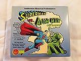 Smithsonian Collection Superman vs. Atom Man on Radio