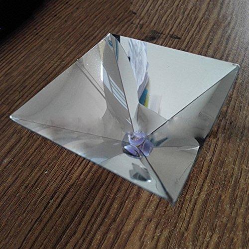 3D Hologramme Pyramiden Holographisches Prisma des Projektor anzeigen Holographisches Prisma f/ür Smart Handy