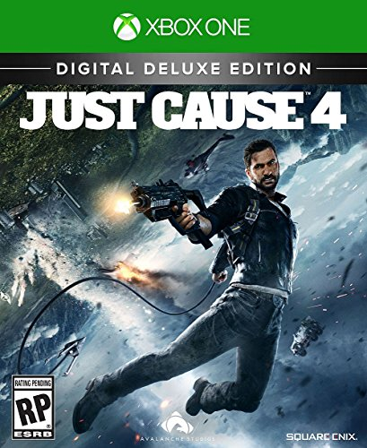 Just Cause 4 Digital Deluxe - Xbox One [Digital Code] by Square Enix