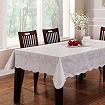 ENNAS Vinyl Tablecloth 47-inch-by-60-inch PicnicTablecloth Oblong(rectangle)