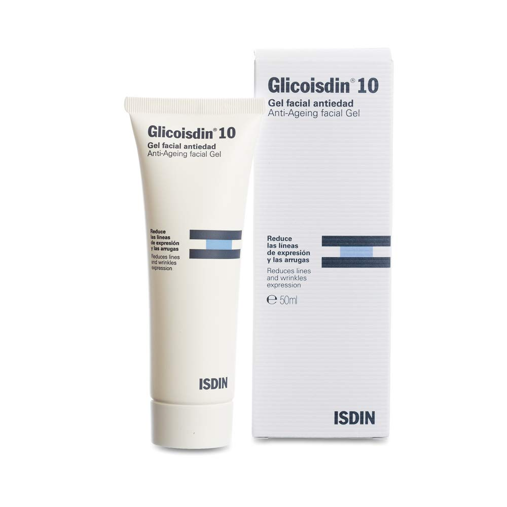 ISDIN Glicoisdin Gel Facial Antiedad - 50 ml.