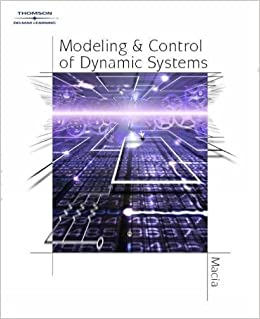 Book Modeling and Control of Dynamic Systems
