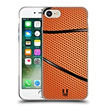 Head Case Designs Basketball Ball Collection Soft Gel Case for Apple iPhone 4 / 4S