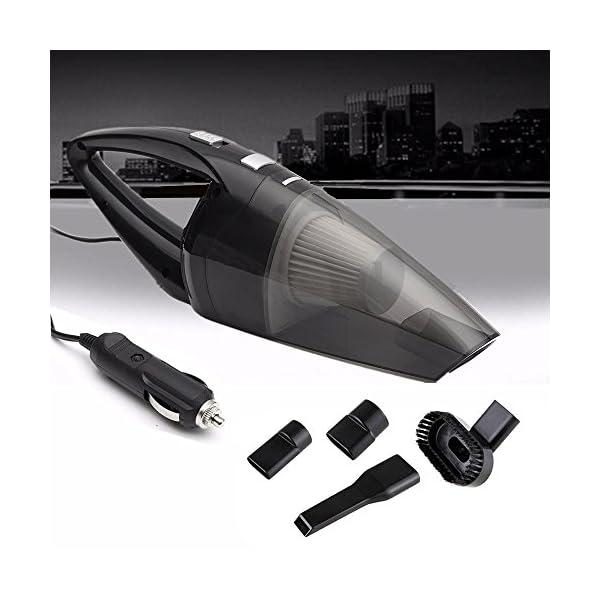 12V 120W Handheld Vacuum Cleaner Wet & Dry Vacuum Cleaner Hoover Portable Caravan Car Vac