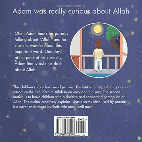 Amazon com: But   Who is Allah?: (Islamic books for kids