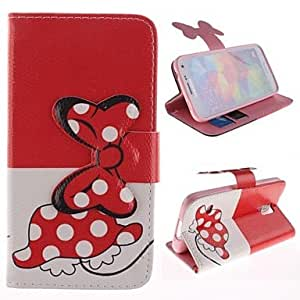 YULIN Samsung Galaxy S5 Mini compatible Graphic PU Leather Full Body Cases