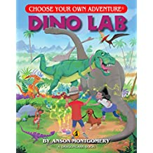 Dino Lab (Choose Your Own Adventure - Dragonlarks) (Choose Your Own Adventures Dragonlarks)