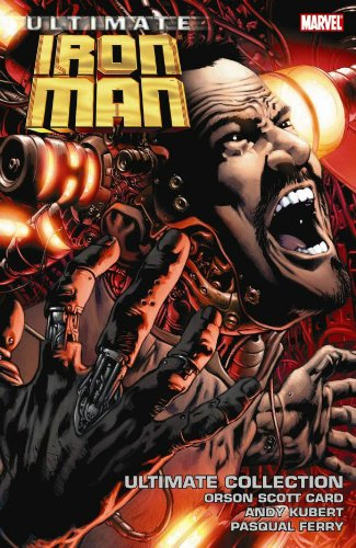 Ultimate Comics Iron Man Ultimate Collection]()