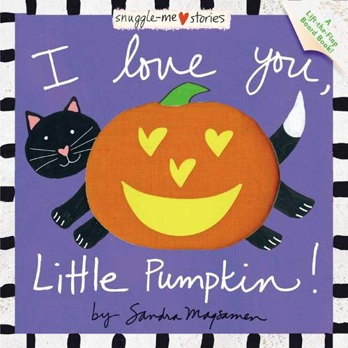 I Love You, Little Pumpkin! (Padded Cloth Covers