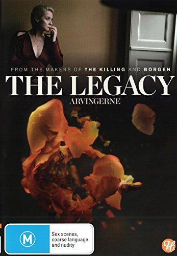 The Legacy   4 Discs   English