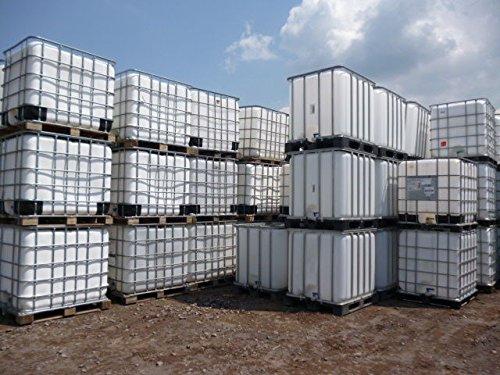 Kunststofftank 1000 Liter z.B. Regenfass