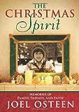 The Christmas Spirit, Joel Osteen, 1439198330