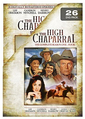 High Chaparral: Complete Collection/ by Imports