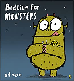 Image result for bedtime for monsters