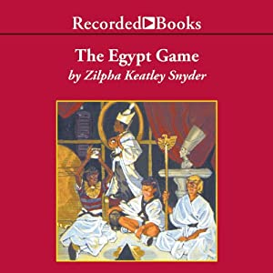 The Egypt Game Audiobook