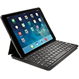 Kensington KeyFolio Thin X2 iPad Air 2 Bluetooth Keyboard Case, Black (K97387US)