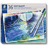 Lápis De Cor Aquarelável 36 Cores Karat Aquarell Staedtler