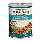 Whole Earth Puppy - 12/12Oz