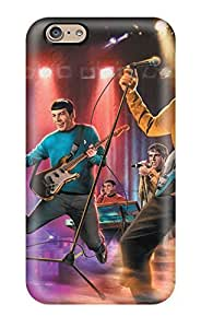 Iphone Case - Tpu Case Protective For Iphone 6- The Star Trek Band