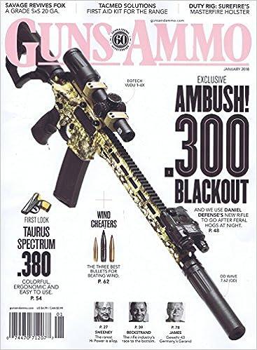 amazon guns ammo us january 2018 単号 antiques