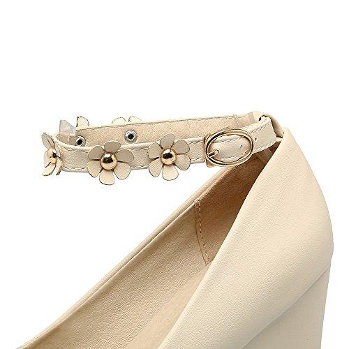 Odomolor Donna heels Pu D Kitten HFRqgH4