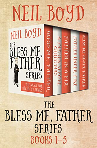 Amazon.com: The Bless Me, Father Series Books 1–5: Bless Me ...