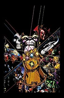 The Infinity Gauntlet Omnibus (078515468X) | Amazon price tracker / tracking, Amazon price history charts, Amazon price watches, Amazon price drop alerts