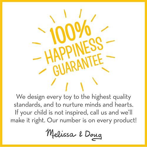Melissa & Doug Wooden Chair Pair - White Children's Furniture (Renewed)