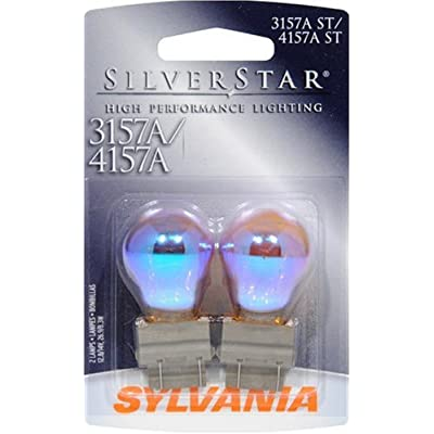 Sylvania 3157A/4157A ST BP SilverStar 27-Watt High Performance Signal Light: Automotive