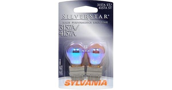 Amazon.com: Sylvania – Bombilla 3157 a/4157 a St BP ...