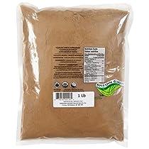 Splendor Garden Organic Ceylon true Cinnamon 454g